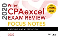 Wiley CPAexcel Exam Review 2020 Focus Notes: Auditing and Attestation