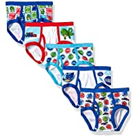 PJ Masks Boys' 5-Pack Brief Underwear - multi - 6