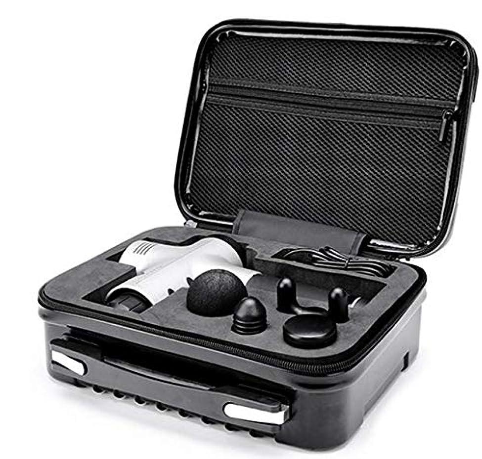 新聞大きさ計画Honbobo HYPERICE HYPERVOLT ハイパーボルト対応ケース 収納ボックス スーツケース (ブラック)