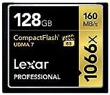 Lexar Professional CFカード 128GB 1066倍速 UDMA7  【並行輸入品】