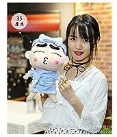 しん 毛糸の人形 おもちゃ 枕 かわいいバスローブ 45cm a