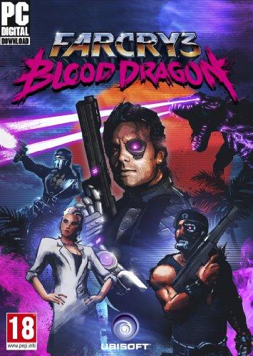 Far Cry3 Blood Dragon (英語版) [ダ...