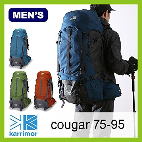 カリマー クーガー 75-95 cougar 75-95 バックパック メンズ モルテン
