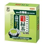 [トクホ]食事のおともに 食物繊維入り緑茶 6g×30包