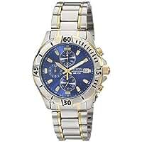 シチズン Citizen Mens メンズ 男性用 AN3394-59L Analog Display Japanese Quartz Two Tone Watch 腕時計 [並行輸入品]