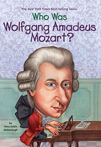 Who Was Wolfgang Amadeus Mozart? (Who Was?)の詳細を見る