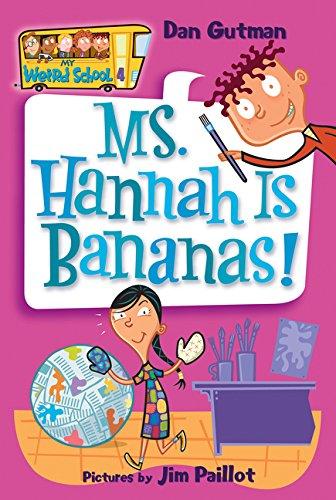 My Weird School #4: Ms. Hannah Is Bananas!の詳細を見る