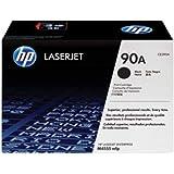 HP 90A (CE390A) Toner Cartridge, Black