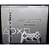 PlayStation 2 サテン・シルバー (SCPH-79000SS) 【メーカー生産終了】