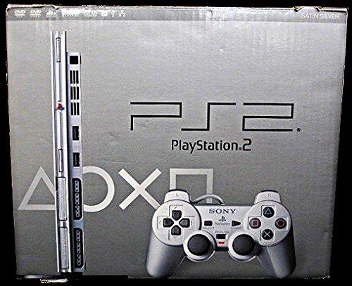 PlayStation2 SCPH-79000SS サテンシルバー