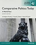 Cover of Comparative Politics Today: A World View, Global Edition