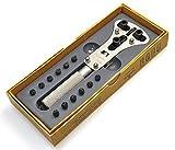【時計工具】防水時計用 3点支持オープナー