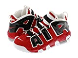 [ナイキ] NIKE AIR MORE UPTEMPO GS VIRSITY RED/WHITE/BLACK [並行輸入品]