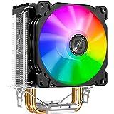 Jonsbo サイドフロー型CPUクーラー CR-1200 [Intel/AMD両対応] [並行輸入品]