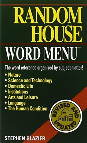 Random House Word Menuの詳細を見る