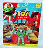 Toy Story Buzz Lightyear Bendable Figure by ThinkWay [並行輸入品]
