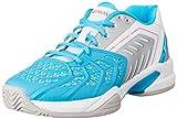 [スリクソン] SRIXON テニスシューズ レディース プロスパイダー アルファグリップ オールコート SRS-250L 142 (ブルー/ホワイト/24.5)