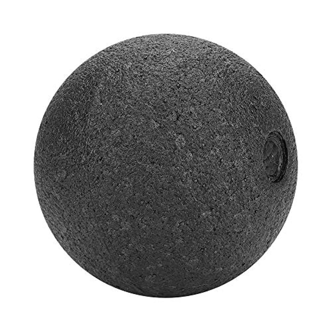 意外石灰岩のりマッサージボール ストレッチボール トリガーポイント マッサージボール 指圧ボールマッスルマッサージボール、首 腰 背中 肩こり 足裏 ツボ押しグッズ 疲労回復 むくみ解消
