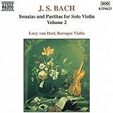 J.S. バッハ:無伴奏ヴァイオリンのためのソナタとパルティータ BWV Volume2 (ファン・ダール)