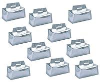 ウツヰ ミラクルパック 35-5 底板付角底袋小 50枚入 /1-8018-05
