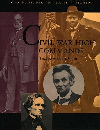 Download Civil War High Commands 0804736413