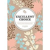 シャディ カタログギフト EXCELLENT CHOICE (エクセレントチョイス) クレソン 包装紙:無地グリーン