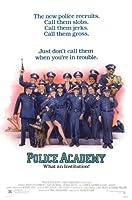 警察学校ポスター映画B ( 11x 17インチ–28cm x 44cm Steve Guttenbergキム・キャトラルババ・スミスマイケル・ウィンスロージョージ・ゲインズ Unframed 675164