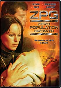 ZPG: Zero Population Growth [DVD] [Import] (1971)