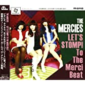 LET'S STOMP! TO THE MERCI BEAT