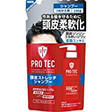 PRO TEC(プロテク) 頭皮ストレッチ シャンプー つめかえ 230g (医薬部外品)