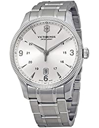 ビクトリノックス Victorinox 腕時計 Swiss Army Alliance Silver Dial Stainless Steel Watch 241712 [並行輸入品]