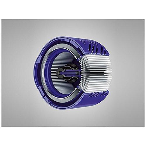 Dyson V6 Trigger HH08MH (ニッケル/ブルー) ダイソン ハンディクリーナー トリガー サイクロン式 掃除機