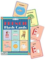 Eeboo French Flash Cards Language Vocabulary Learning New