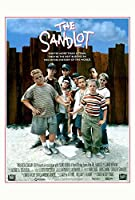 The Sandlot映画ポスター27x 40トムGuiry、マイクVitar、パトリック・Renna、A、Made in the U。S。A。