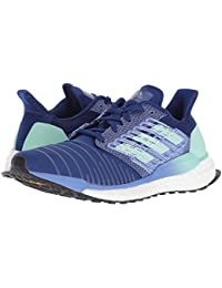 [adidas(アディダス)] レディースランニングシューズ?スニーカー?靴 Solar Boost Mystery Ink/Clear Mint/Real Lilac 8.5 (25.5cm) B - Medium