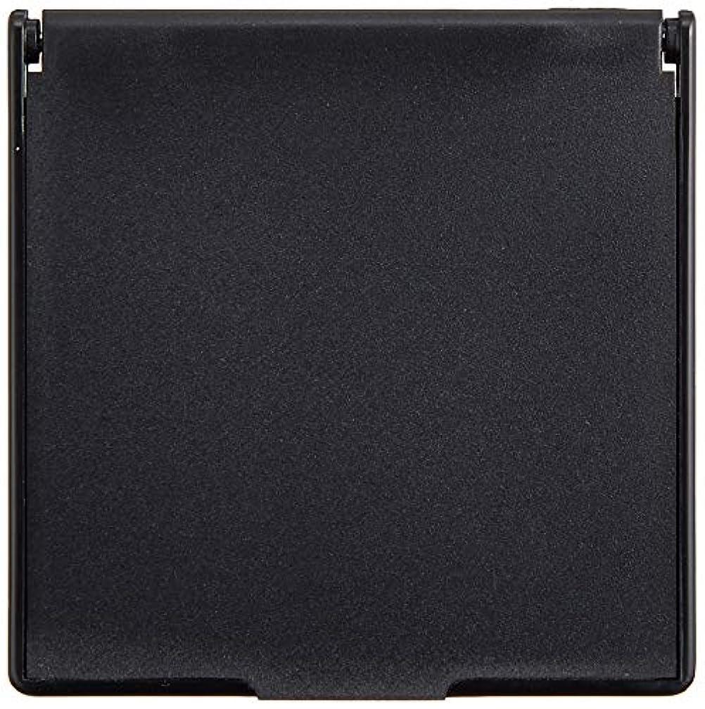 うなずく雇用者表現ビブレ 角型 コンパクトミラー ミニ ブラック Y-2870