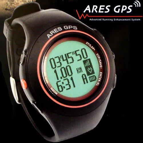 トランステクノロジー [ARES GPS]シリーズ GPS機能付ランニングウォッチ 心拍計セットモデル AR-1080C