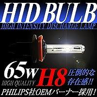 IMPRESSION HID H8 65W HIDバーナー 10000K