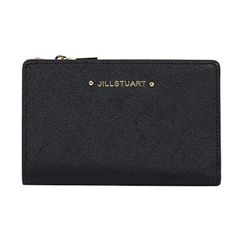 [ジルスチュアート] JILLSTUART NEWYORK ACC Black Saffiano wallet ブラック牛の皮財布 [並行輸入品]