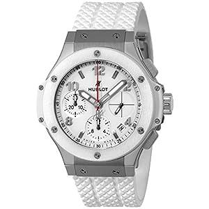 [ウブロ]HUBLOT 腕時計 ビッグバンサンモリッツ ホワイト文字盤 342.SE.230.RW-N メンズ 【並行輸入品】