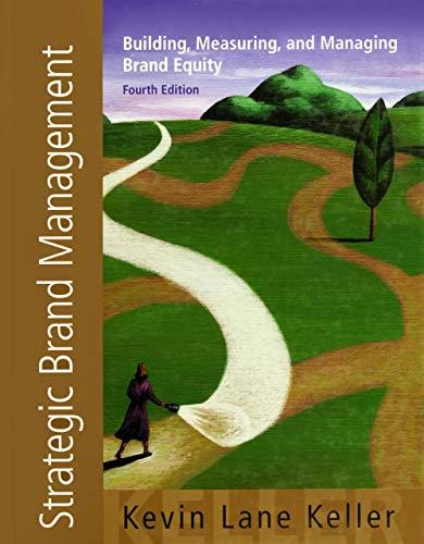 Download Strategic Brand Management (4th Edition) 0132664259