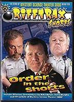 Rifftrax Shorts: Order in the Shorts [DVD] [Import]
