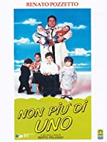 Non Piu' Di Uno [Italian Edition]