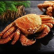 蟹 ハサミ 毛蟹 姿 北海道 ボイル 500g 1尾 約1人前 カニ はさみ 北国からの贈り物