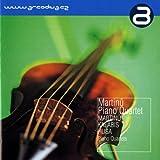 マルティヌー/カラビス/フサ:ピアノ四重奏曲集