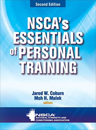 Download NSCA's Essentials of Personal Training 0736084150