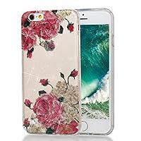 iPhone アイフォン 6 plus ケース バンパー「iPhone 6 plus 5.5用」LuckyanderyソフトラバーTPUカバーケース