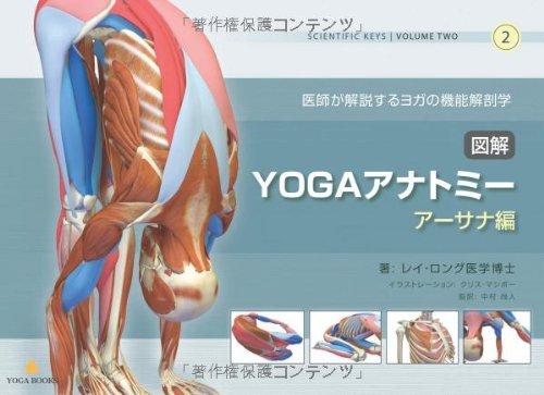 yogaアナトミー アーサナ編