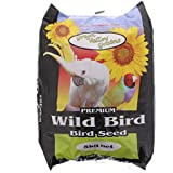 Wild Bird Seed Mix 5kg Bird Food Green Valley Black Sunflower Oats Maize Sorghum