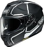 ショウエイ(SHOEI) バイクヘルメット フルフェイス GT-AIR PENDULUM(ペンデュラム) TC-5 (WHITE/BLACK) L (頭囲 59cm)